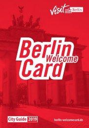 Berlin WelcomeCard Guide 2019