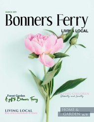 March 2019 Bonners Ferry Living Local