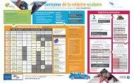 Publicité de la relâche - Journal le Lac Saint-Jean 2019-02-26