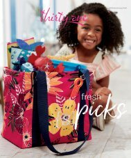 Thirty-One Spring Guide 2019