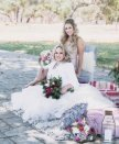 "Real Weddings Magazine's ""Glamour on the Ranch"" Cover Model Finalist Photo Shoot - Winter/Spring 2019 - Featuring some of the Best Wedding Vendors in Sacramento, Tahoe and throughout Northern California! - Page 7"