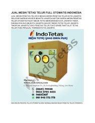 TOKO PENJUAL ALAT PENETAS TELUR DI JAKARTA -0822-5705-4455