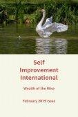 Self Improvement International - February 2019 Issue - Page 2