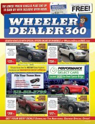 Wheeler Dealer 360 Issue 09, 2019