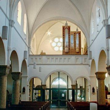 Begleitheft Orgel