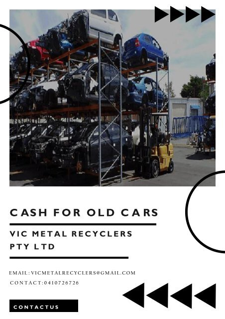 Simple Steps for Getting Cash for Your Old Car