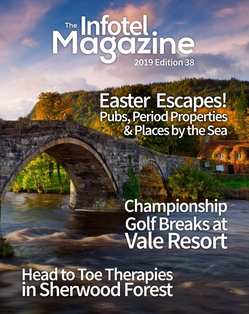Infotel Magazine | Edition 38 | March 2019