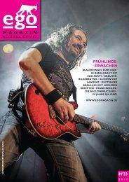 ego Magazin Bitburg & Eifel - Ausgabe No. 33