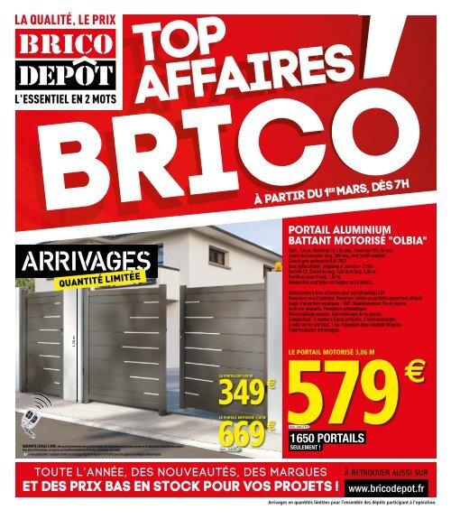 Brico Depot 1 Mars 14 Mars 2019