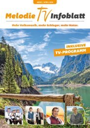 Melodie TV Magazin 03/04 2019