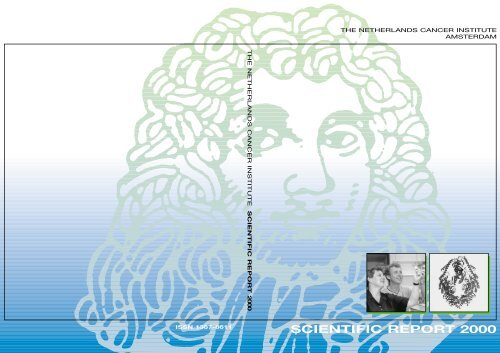 Scientific Report 2000 Netherlands Cancer Institute Nki Avl