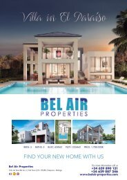 Bel Air Spring Edition