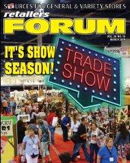 Retailers Forum Magazine March 2019
