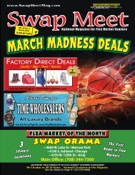 Swap Meet Magazine March 2019