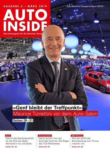 AUTOINSIDE Ausgabe 3 – März 2019