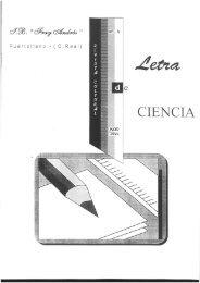 LETRA DE CIENCIA - 1993