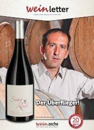 Weinzeche Weinletter 3_2019 – Entdecken. Genießen. Erleben.