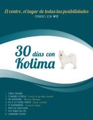 Revista 30 días con Kolima - febrero 2019