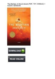 Martian ebook download the