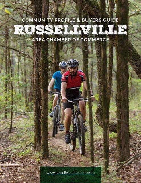 Russellville, AR 2019 Community Profile