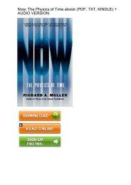 (AWARE) Download Now Physics Time Richard Muller ebook eBook PDF