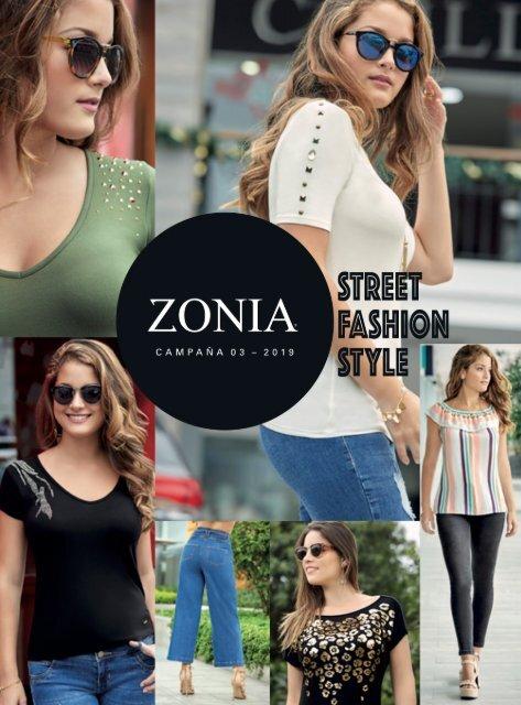 Zonia - Street Fashion Style