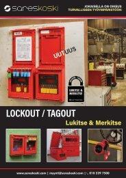 Lockout / Tagout - Lukitse ja Merkitse 2019
