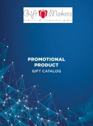 GiFT Makers Corporate Gift Advertising gifts Catalog # 9