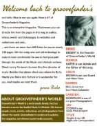 Groovefinder's Magazine #7 - Page 2