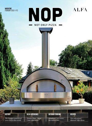 Alfa Forni NOP catalogus 2019 ENG