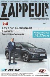 Le P'tit Zappeur - Niort #84