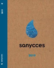 Sanycces - Tarifa - 2019