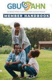 GBUAHN Member Handbook