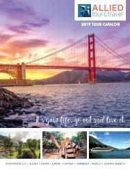 2019 Allied Tour Catalog