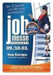 Der Messe-Guide zur 5. jobmesse frankfurt