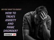 Xanax Online UK.