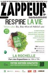 Le P'tit Zappeur - Larochelle #253