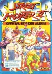 LBUM STREET FIGTHER II