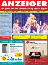 Anzeiger Ausgabe 9-19