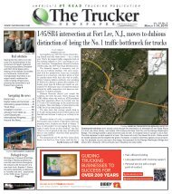 The Trucker Newspaper - March 1, 2019