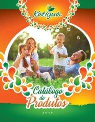 Catálogo de Produtos Katiguá 2019