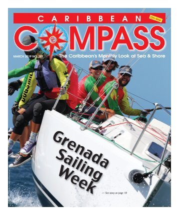 Caribbean Compass Yachting Magazine - March 2019