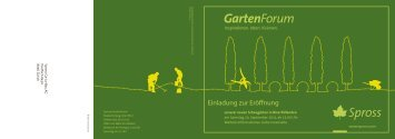 GartenForum - Spross