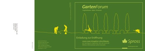 GartenForum - Spross