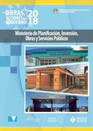 Ministerio de Planificación, Inversión, Obras y Servicios Públicos