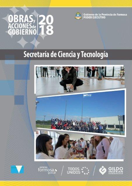 Secretaría Ciencia y Tecnología