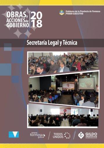 Secretaría Legal y Técnica