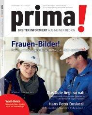 prima! Magazin - Ausgabe März 2019