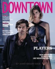 Downtown 2018 Fall Issue