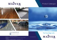 MAIYER Craft Catalogue